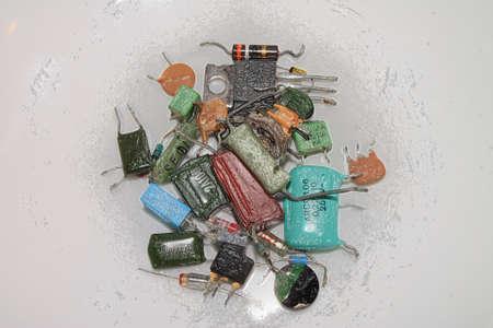 componentes: Componentes electr�nicos