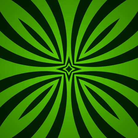 St. Patrick's Day background with pattern