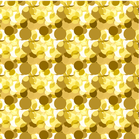twinkling: golden abstract pattern, sparkling, twinkling dots. eps 10