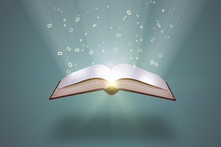 knowledge: the knowledge throw a open book