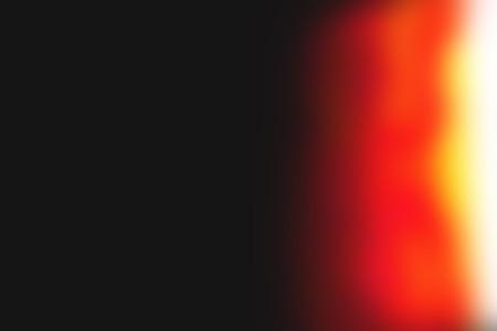 effets lumiere: lumi�re �lev�e fuite de la qualit� sur fond sombre
