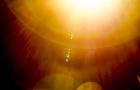 lensflare: beautiful lensflare.