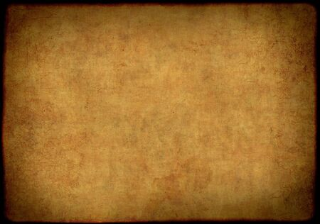 paperboard: Background - a sheet of the old, soiled paper  Stock Photo