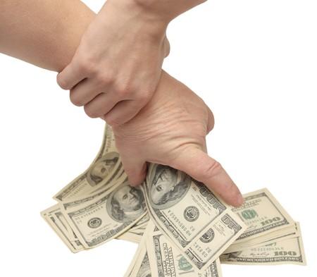 corrupcion: El ladr�n capturado por un lado