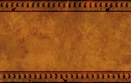 Background with Egyptian national patterns Stock Photo - 4544981