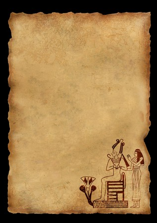 Background with Egyptian national patterns Stock Photo - 4544992