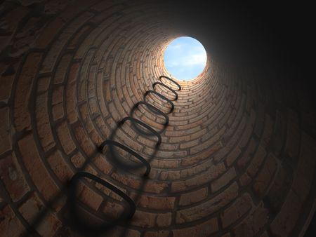pipe dream: Conceptual de la imagen - para la libertad