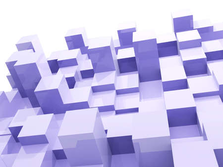 Abstract 3d background of lilac color photo