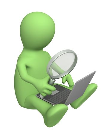 Information search in the Internet photo