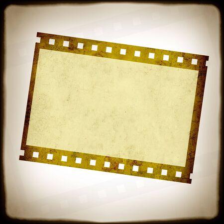 Grunge background - symbolical the image of a film photo