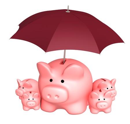 accident rate: Imagen conceptual - seguro de las contribuciones de Banco