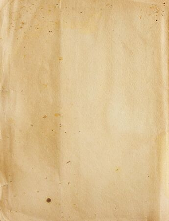 soiled: Texture - a sheet of the old, soiled paper