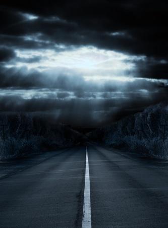 Dark Serie - Licht in der Nacht