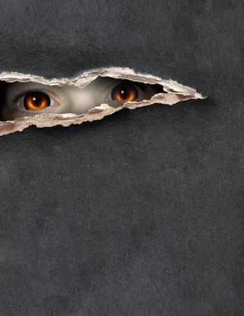 Scuro serie - uno sguardo dal buio