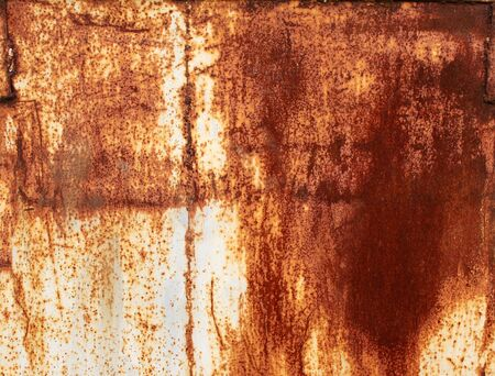 Grunge background - rusty metal texture photo