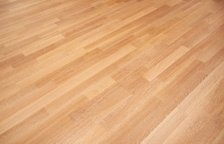 New oak parquet of brown color Stock Photo - 13554584
