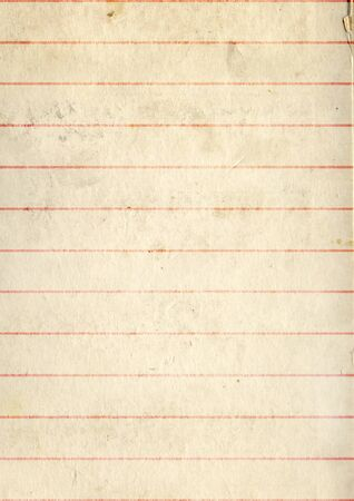 Grunge background with striped pattern and paper texture photo