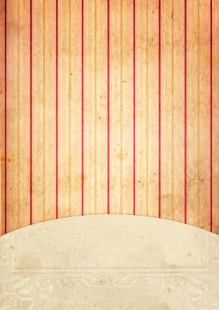 Grunge background in retro style photo