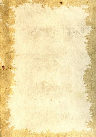 Background - a texture of the old, soiled paper Stock Photo - 16240938