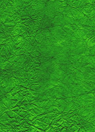 Background - old paper of green color Stock Photo - 16332050