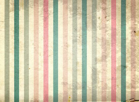 Grunge background with striped pattern and paper texture Stock Photo - 16455562