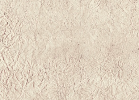 soiled: Texture of crumpled paper