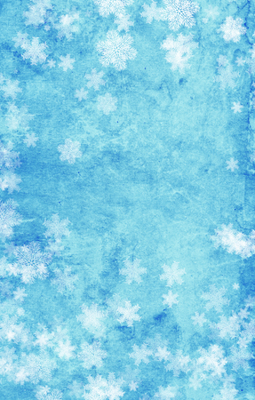 soiled: Background - texture old, soiled paper of blue color Stock Photo