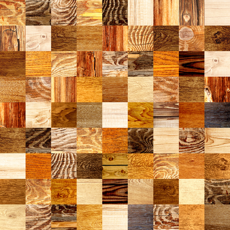 wood ceiling: Seamless background with wooden patterns of different colors