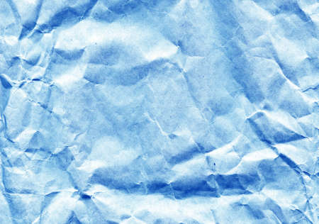 soiled: Background old paper texture of blue color