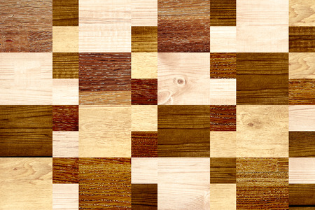 parkett: Seamless background with wooden patterns of different colors