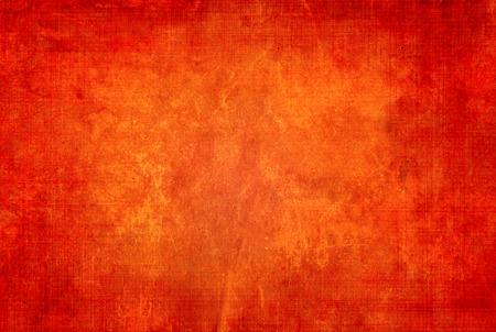 Achtergrond met textuur van de oude, vervuilde papieren van rode kleur