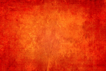color background: Background with texture of the old, soiled paper of red color