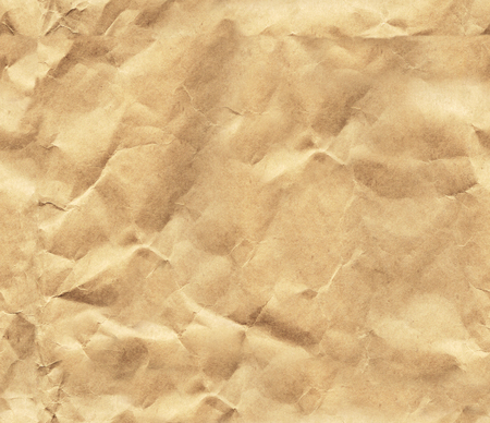 texture paper: Seamless texture of the old, crumpled paper. Endless texture can be used for wallpaper, pattern fills, web page background, surface textures