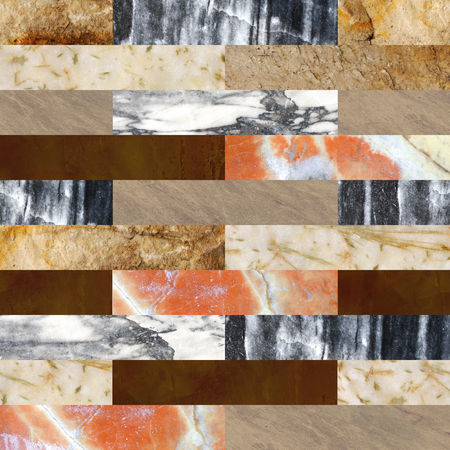 marble stone: Seamless background with marble and stone patterns of different colors. Endless texture can be used for wallpaper, pattern fills, web page background, surface textures