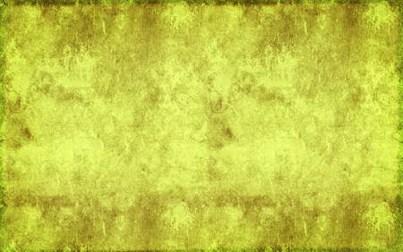 soiled: Grunge texture of the old soiled paper of green color