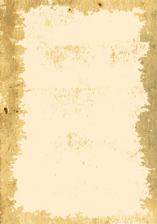 soiled: Vector grunge old paper texture