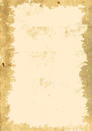 Vector grunge textura de papel viejo Ilustración de vector