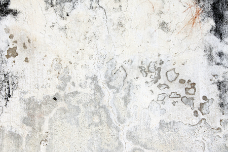 stucco texture: Grunge background with old stucco wall texture of gray color