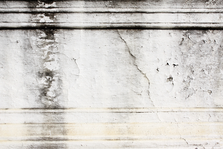 mottled: Grunge background with old stucco wall texture of gray color