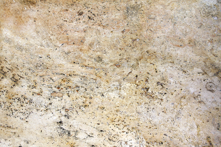 Texture of granite of light brown color Stock Photo
