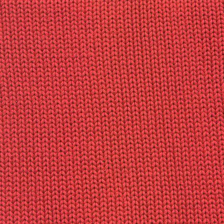 Red woolen texture photo