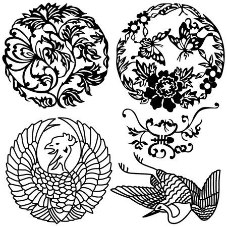 식물상: 문신