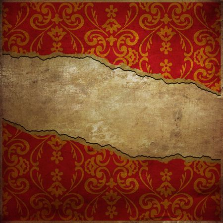vintage tattered background photo