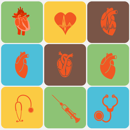 stethascope: Cardiology Heart icon