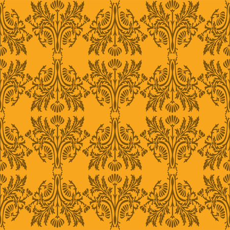 abstract wallpaper: Abstract wallpaper. Seamless background for retro design