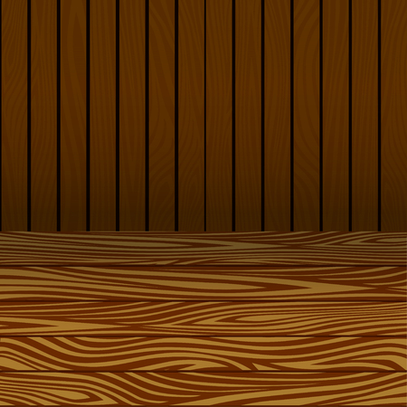 rosewood: Light wood background texture background. Vector illustration Illustration