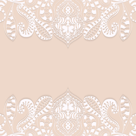 line wallpaper: Abstract decorative nature frame, background.  Vector illustration