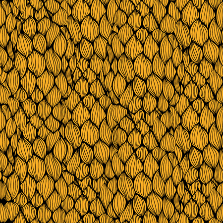 clots: Seamless abstract hand-drawn pattern, waves background. Seamless pattern can be used for wallpaper, pattern fills, web page background,surface textures. Gorgeous seamless floral background