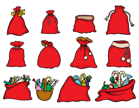 25,285 Red Bag Stock Illustrations, Cliparts And Royalty Free Red ...