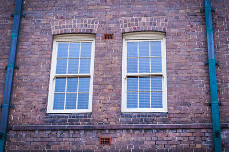 Two windows photo